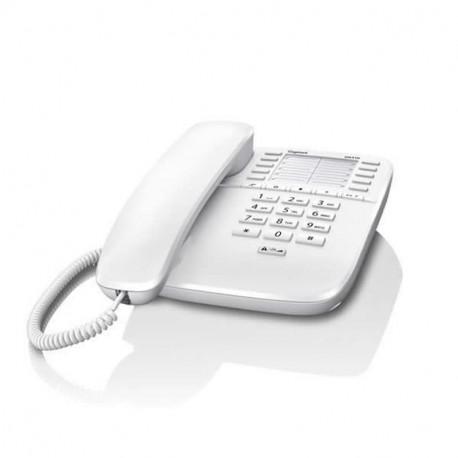 Telefono Fij Gigaset DA510 Blanco