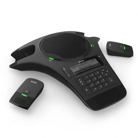 Audioconferencia IP snom c520
