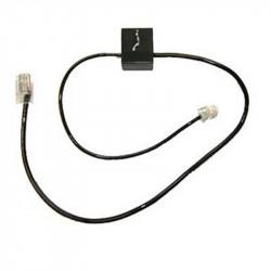 Cable 3 conector para auriculares de las series Savi y CS