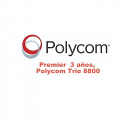 Polycom Premier Three Year Trio 8800