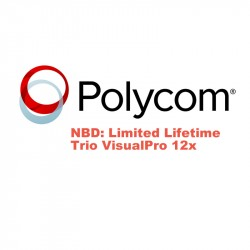 Polycom NBD para la Trio VisualPro 12X