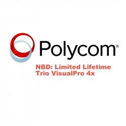 Polycom NBD para la Trio VisualPro 4X
