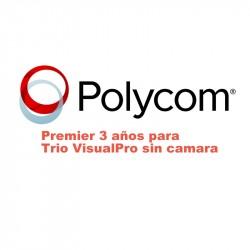 Polycom Premier Three Year Trio VisualPro