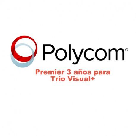 Polycom Premier Three Year Trio VisualPlus