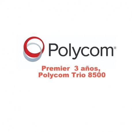 Polycom Premier Three Year Trio 8500