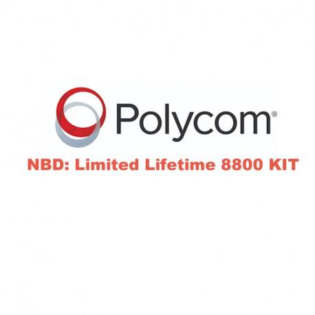 Polycom NBD para la trio 8800 KIT