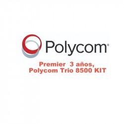 Polycom Premier Three Year Trio 8500 KIT