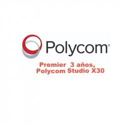 Polycom Premier Three Year X30