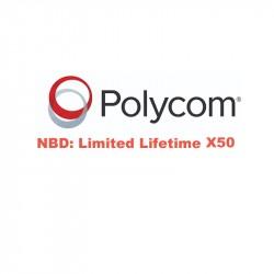 Polycom NBD para la X50
