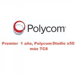 Polycom Premier One Year Kit X50 y TC8