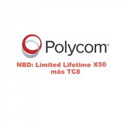 Polycom NBD para el Kit X50 con TC8