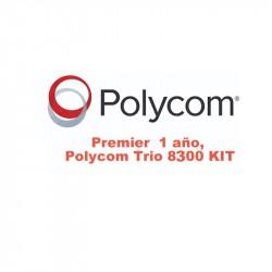 Polycom Premier One Year Trio 8300 KIT